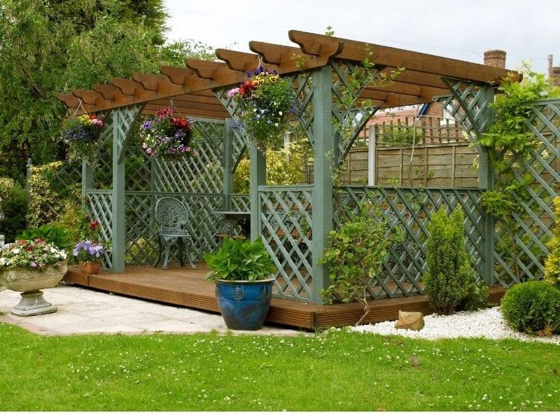 Garden Pergola - JTD