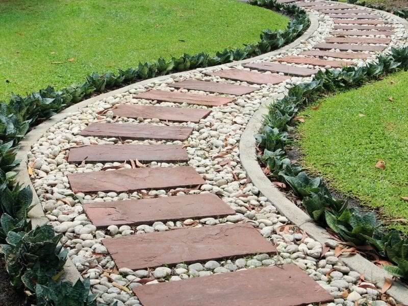 Garden paving - JTD