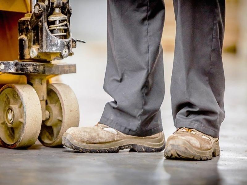 Safety Boots - JTD