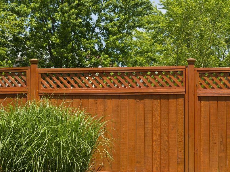 Wooden Fence Panels - JTD